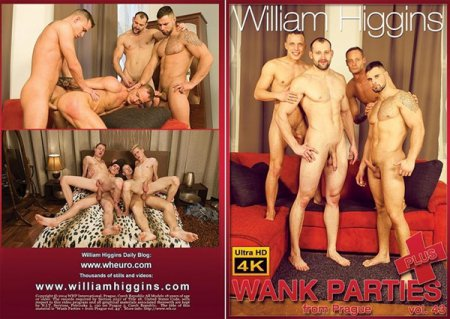 Wank Parties Plus From Prague 43 2019 Full HD Gay DVD