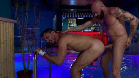 Wrecked by the Pool - Joe Gillis & Gianni Maggio 2019-09-06