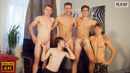 Wank Party #113, Part 1 RAW 2019-09-25