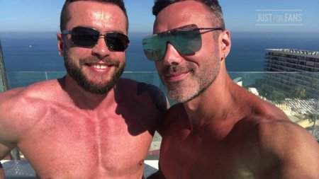 JustForFans - Manuel Skye & Tyler Berg