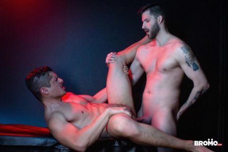 Woods Part 2 - Logan Styles & Rocky Vallarta 2019-11-06