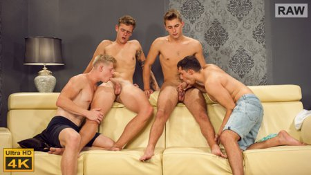 Wank Party #115, Part 1 RAW 2019-11-20