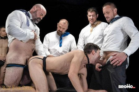Boy For Sale - Group Auction Orgy 2019-11-27