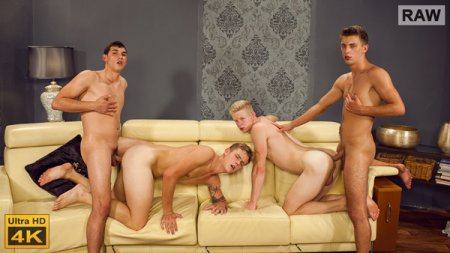 Wank Party #115, Part 2 RAW 2019-12-04