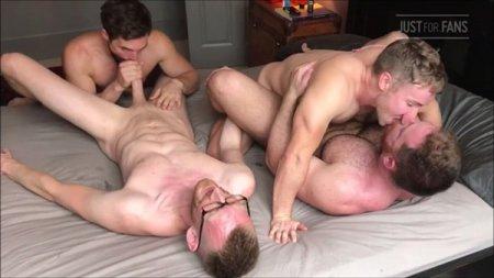 JustForFans - Josh Moore, Jonas Jackson, Gabriel Cross, Diggory & Griffin Barrows