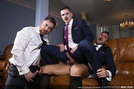 Austin Sugar, Jonas Jackson & Manuel Skye 2020-01-10