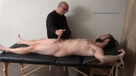 Dad Stroked to Two Loads 2020-01-07