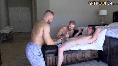 Robbie Valentine, Bryce Beckett & Dustin Hazel