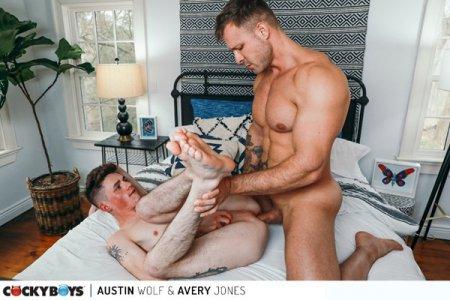 Austin Wolf & Avery Jones 2020-01-15