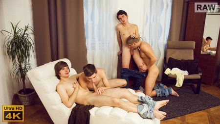 Wank Party #117, Part 1 RAW 2020-01-22