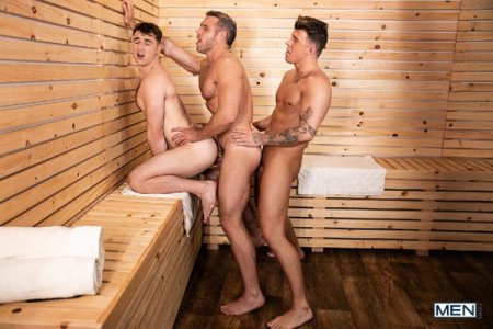 Hot Rock Confessions Part 2: Bareback - Alex Mecum, JJ Knight & Michael Boston 2020-01-25