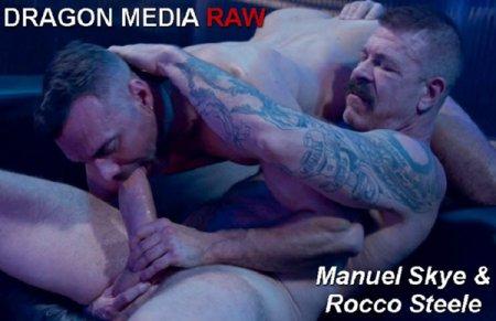 Barcelona Underground Sc. 3 - Manuel Skye & Rocco Steele