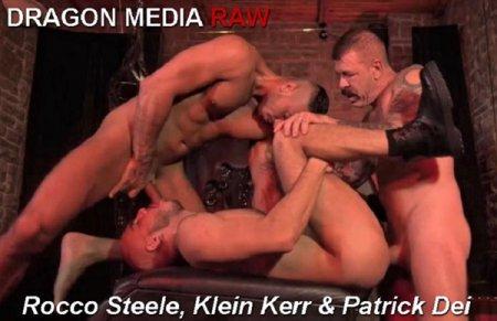 Barcelona Underground Sc. 4 - Rocco Steele, Klein Kerr & Patrick Dei
