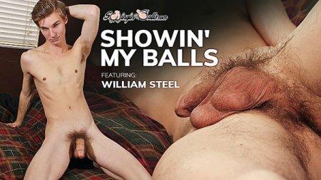 Showin' My Balls - William Steele 2020-02-14