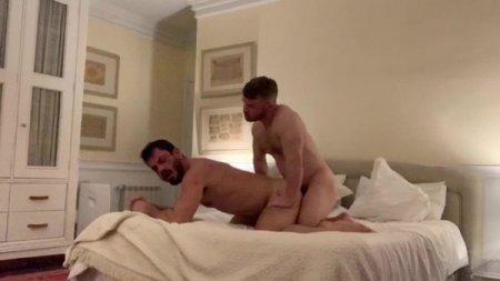 Spanish Daddy and Brit Boy Part 1 - Joe Gillis & Gabriel Cross 2020-02-18