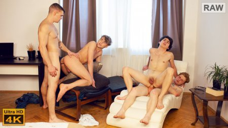 Wank Party #118, Part 2 RAW 2020-03-04