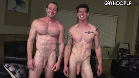 Sage Hardwell Blows His Load All Over Robbie Valentine 2020-03-06