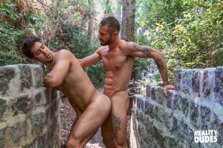 Dudes In Public 56 - Forest Path 2020-03-13