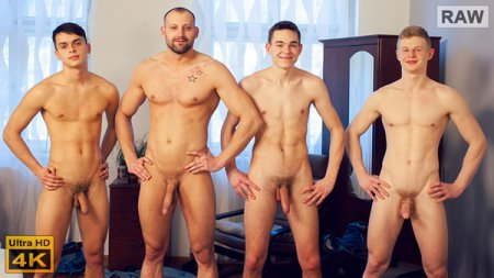 Wank Party #119, Part 1 RAW 2020-03-18