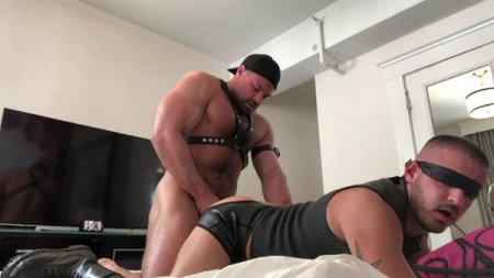 Leather & Submission - Sean Harding & Jaxx Thanatos 2020-03-16