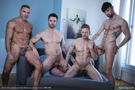 The April Fool - Beau Bridge, Drew Dixon, Ethan Chase & Manuel Skye 2020-04-01