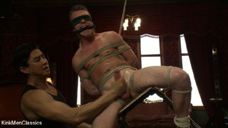 Drake Wild: Hot Straight Stud Tied Up and Jerked Off 2020-04-28