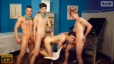 Wank Party #120, Part 2 RAW 2020-04-29