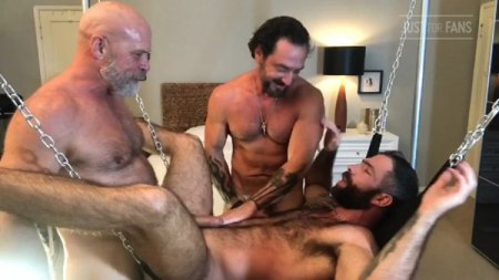 JustForFans - Jake Nicola, Vince Parker & Jake Mitchell