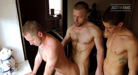 JustForFans - Mars, Kostya & Tim Geen - BB Threesome
