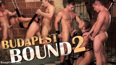 Budapest Bound 2: Never-Before-Seen Fuckfest in Budapest Dungeon 2020-05-21