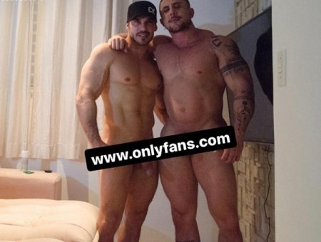 OnlyFans - Diego Mineiro (diegomineiro_xl) and Superboy (Andres Vergel)