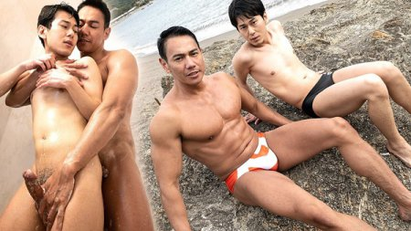 Beach Recreation - Ryuji & Fuji 2020-06-09