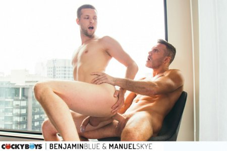 Benjamin Blue & Manuel Skye 2020-06-19