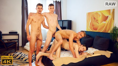 Wank Party #122, Part 2 RAW 2020-06-24