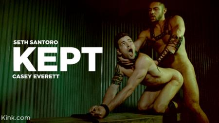 KEPT: Casey Everett is Used & Fucked by Seth Santoro RAW 2020-07-02