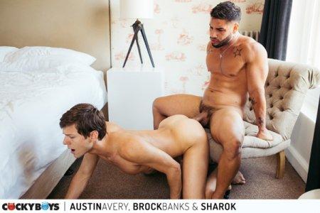 Austin Avery, Brock Banks & Sharok 2020-07-30