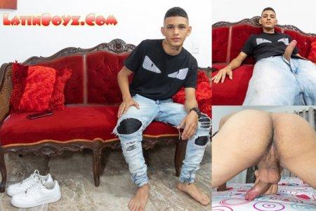 Latin Dick Cute Twink JEY from LatinBoyz 2020-07-30