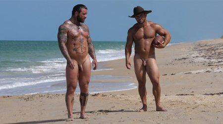 Beach Bonus - Rebel & Danny 2020-07-23