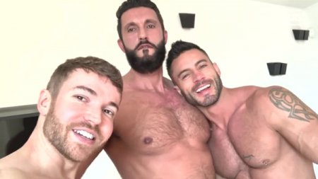 JustForFans - Halif Faruk, Gabriel Cross & Andy Star