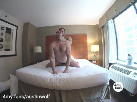 4MyFans - Austin Wolf & Michael Bostin