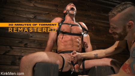 Alex Mecum - Muscle God Endures Extreme Torment 2020-10-09