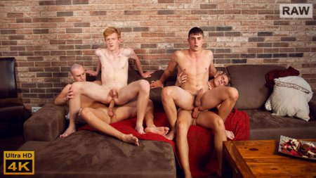 Wank Party #127, Part 2 RAW 2020-11-11