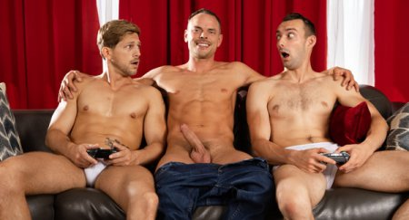 Daddy's Boys Part 1 - Roman Todd & Trent Summers 2020-11-16
