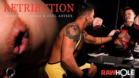 Retribution - Dominic Pacifico & Axel Abysse 2020-11-17