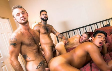 Boy's Trip, Part 3 - Jay Seabrook, Chad Taylor, Rikk York & Johnny Hunter 2021-01-07