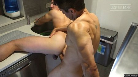 JustForFans - Rafael Alencar fucks bodybuilder hotbrnyc