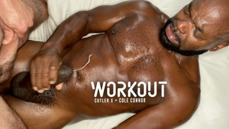 Workout - Cutler X & Cole Connor 2021-01-14