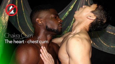 Chakra Cum 5 - The Heart (Chest Cum) 2021-03-02