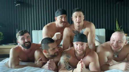 OnlyFans - RickandGriff - Dalton Riley, Joe Dematteo, Bandit & Capitan