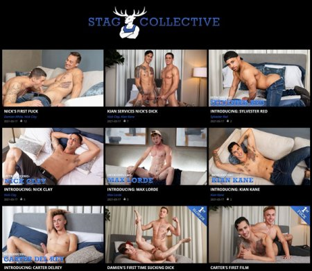 Stag Collective [14 Videos]